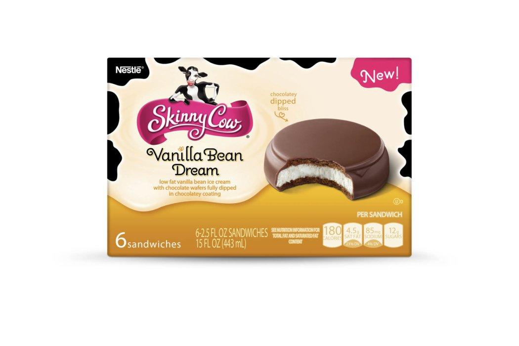 1Skinny cows Vanilla bean dream packages