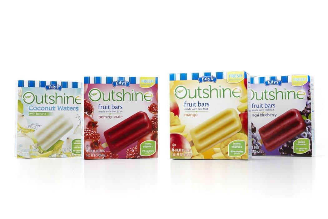 Outshine variety packs