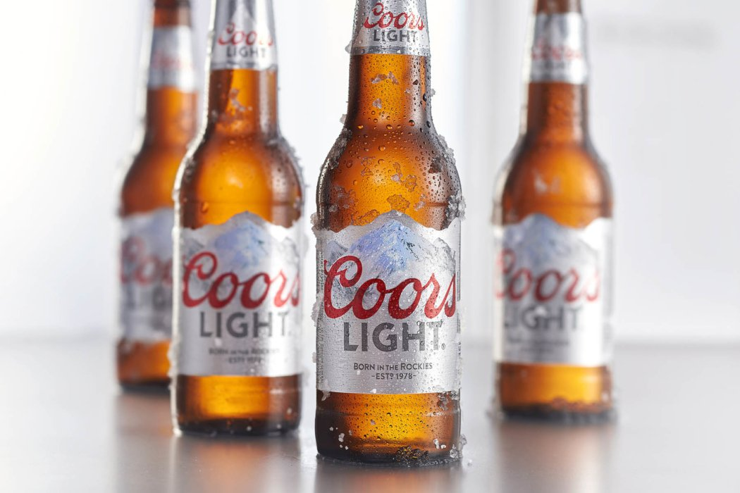 four coos lights bottles
