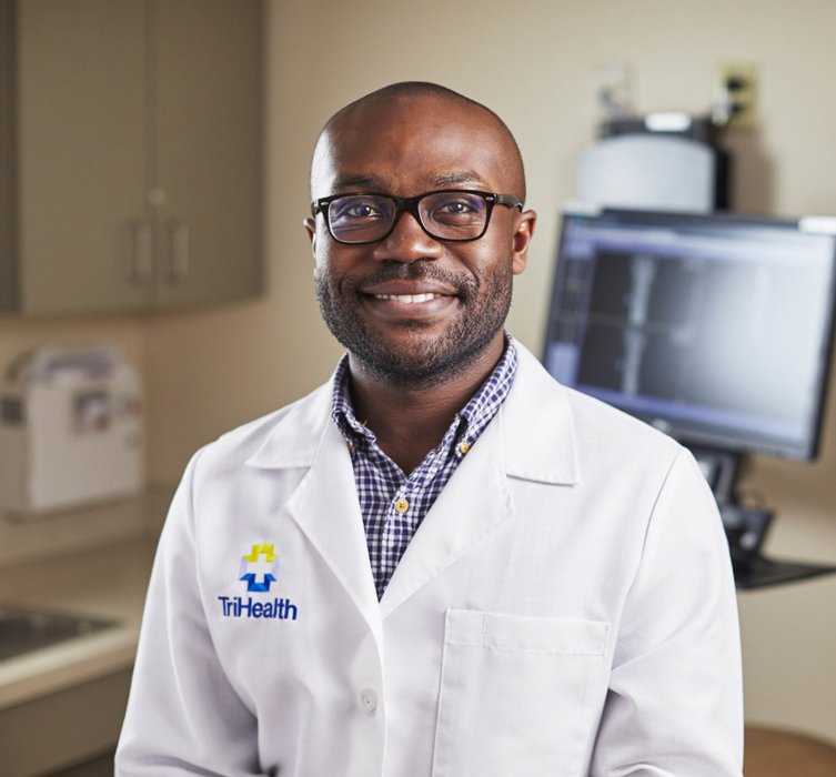 Portrait of doctor at healthcare facility | Healthcare Photographer