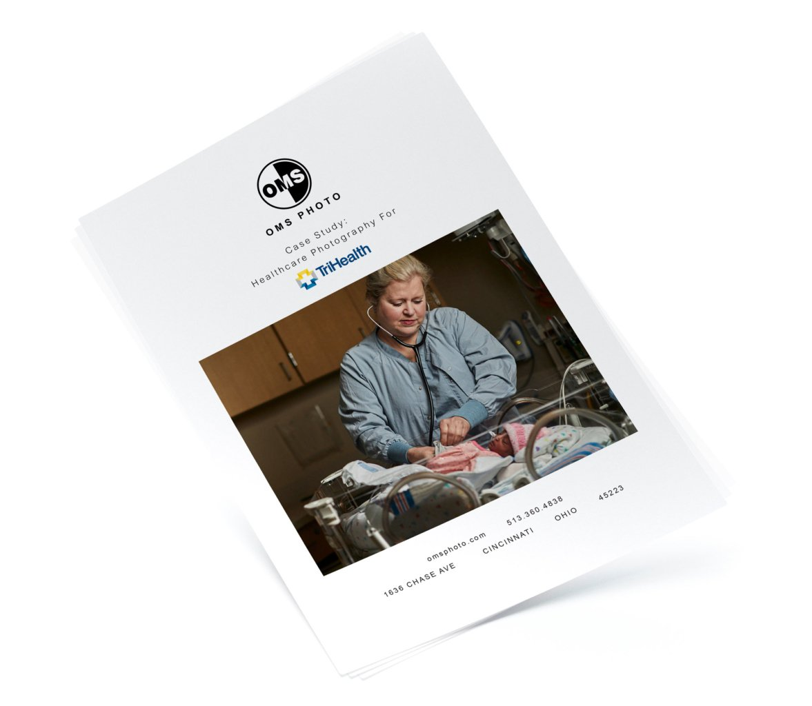 Cover image for Trihealth Case Study