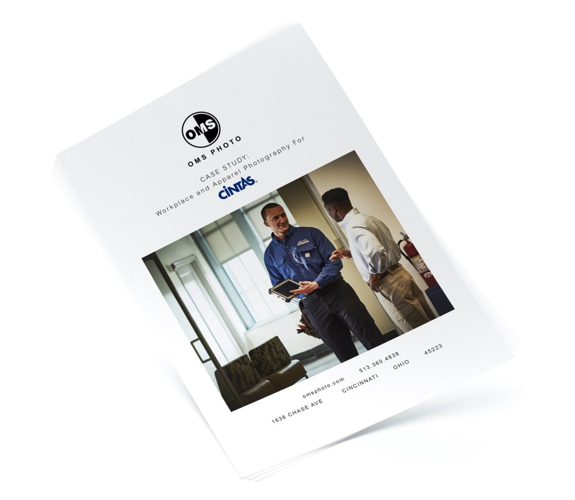 Cover image for Cintas Case Study