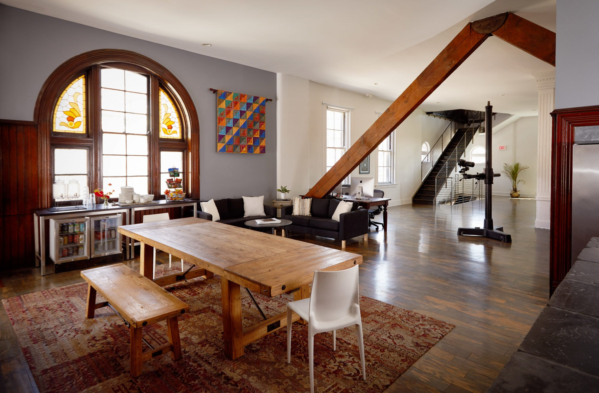 Second floor studio at OMS Photo 1
