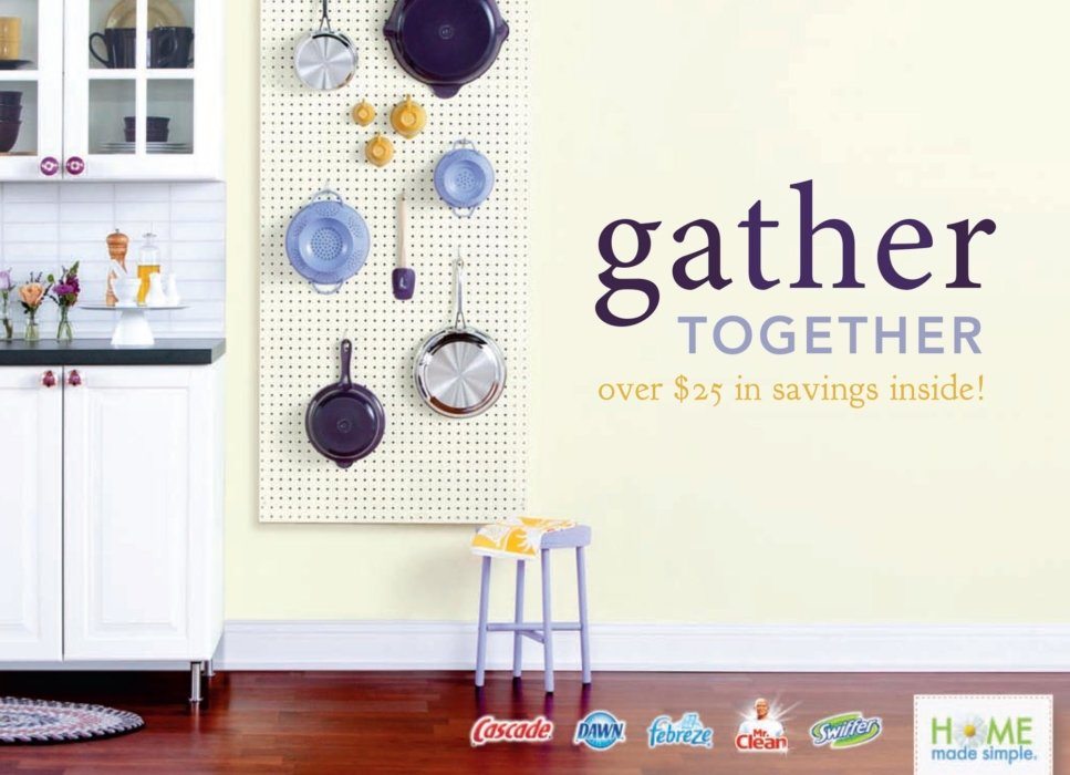 Gather together cover