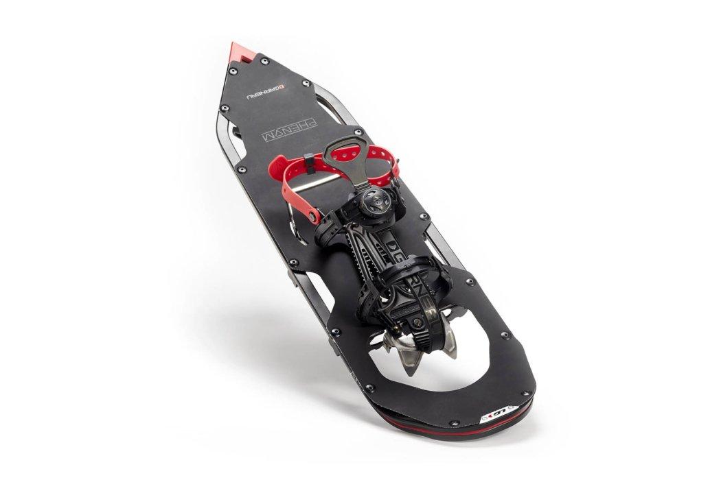 A ski boot attachment