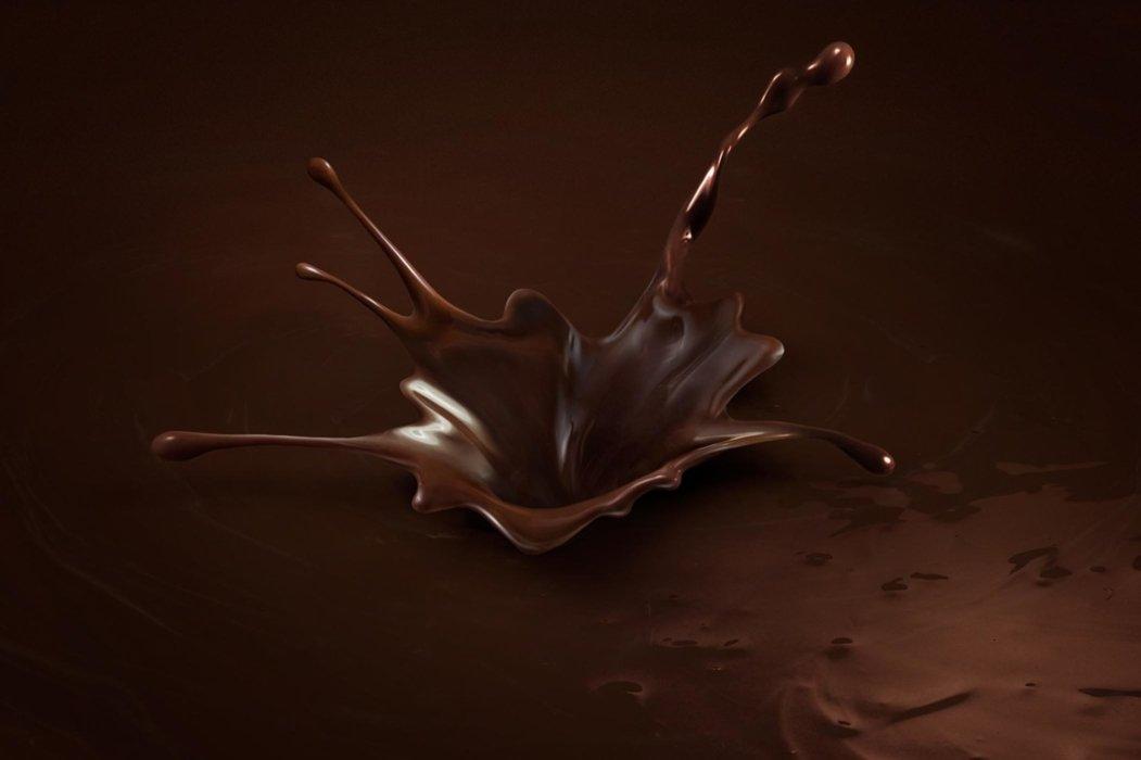The best chocolate splash