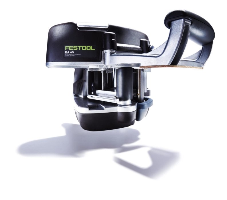 Unique power tool floating on white for ecommerce