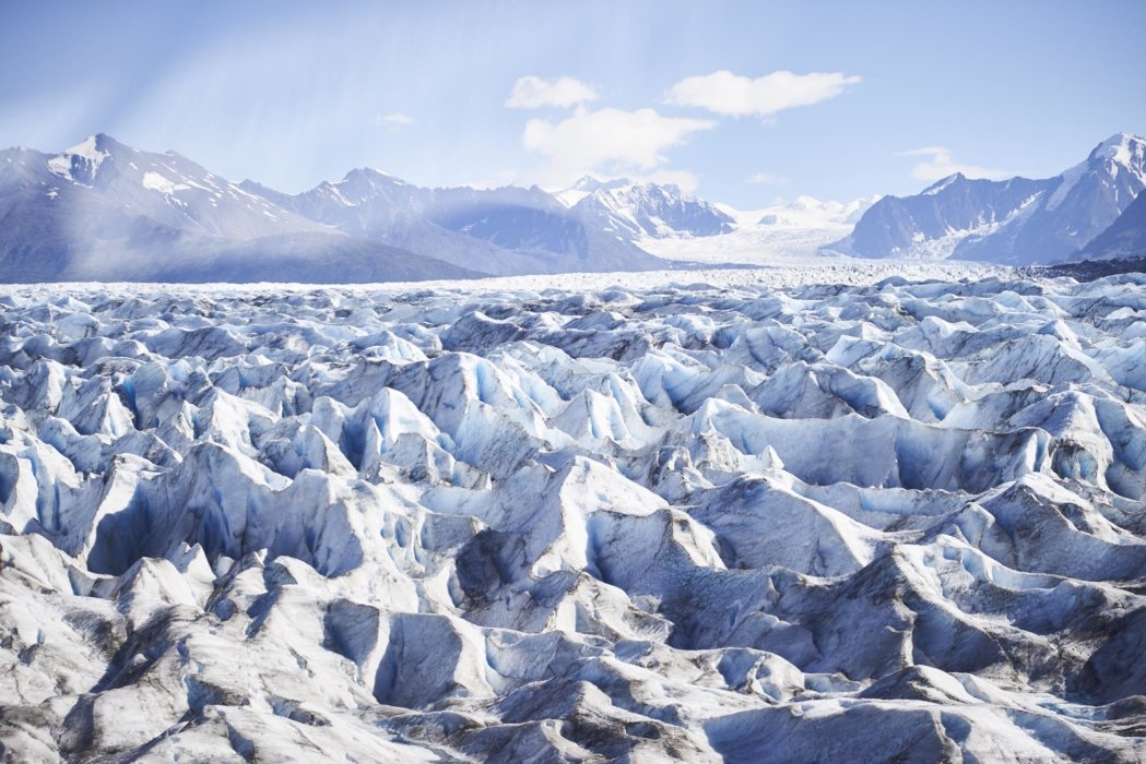 Ice glacier travel photography