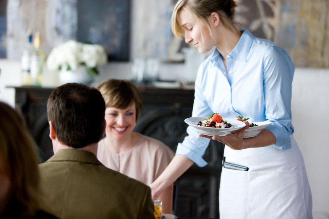 Monty Milburn Lifestyle photo of waitress