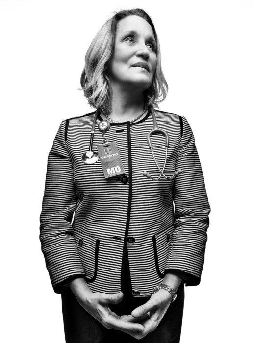A corporate doctor portrait | Healthcare Photographer