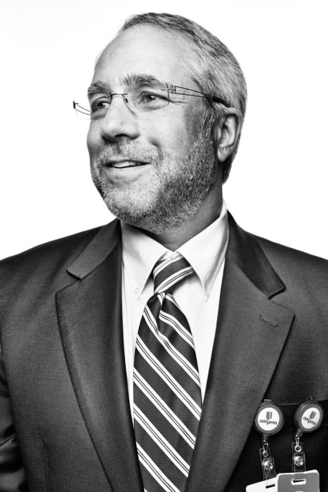 Portrait of a man wearing a suit