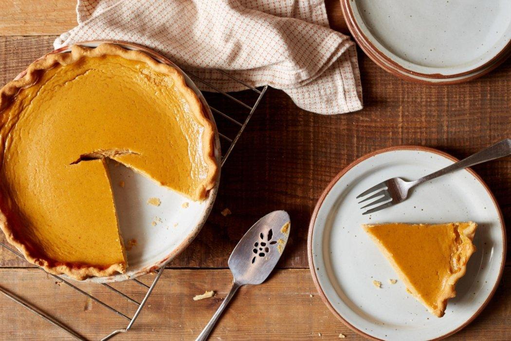 Overview of pumpkin pie