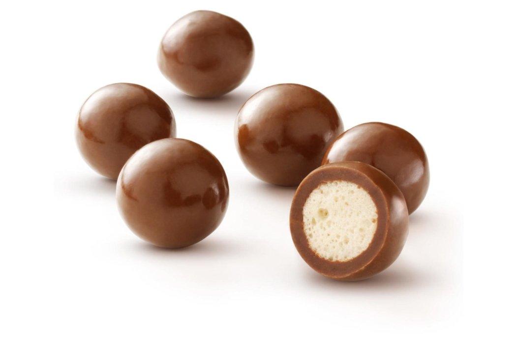 Chocolate malted balls