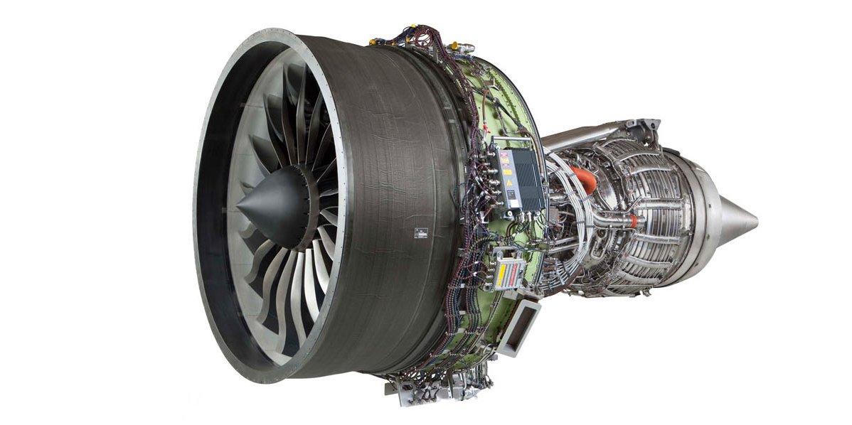 Green industrial air plane turbine