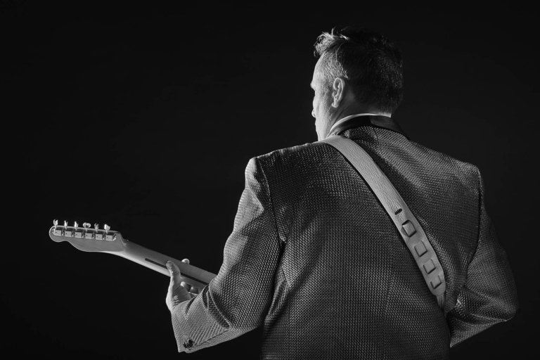 Jerry Girton musician portrait photography