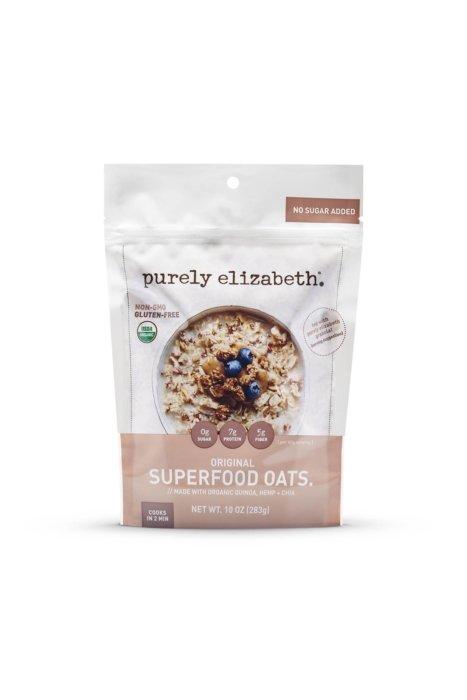 Product photo - purely elizabeth granola packaging original