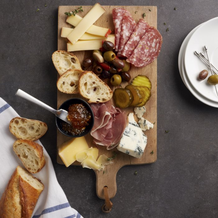 A beautiful charcuterie board - Food Styling