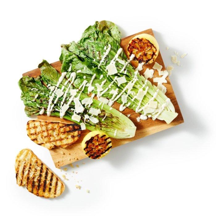 toast with veggies