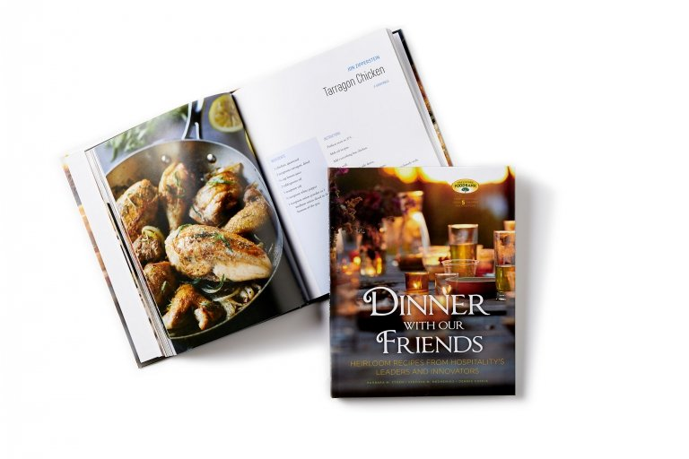 Dinner with our friends book