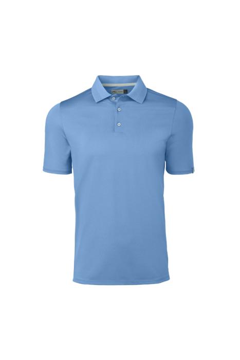 Golf Apparel Mens Blue Shirt - Ecommerce Photography
