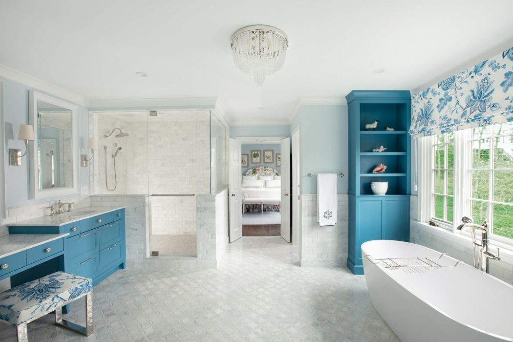 Architecture Interior photography - bathroom tasteful modern bold