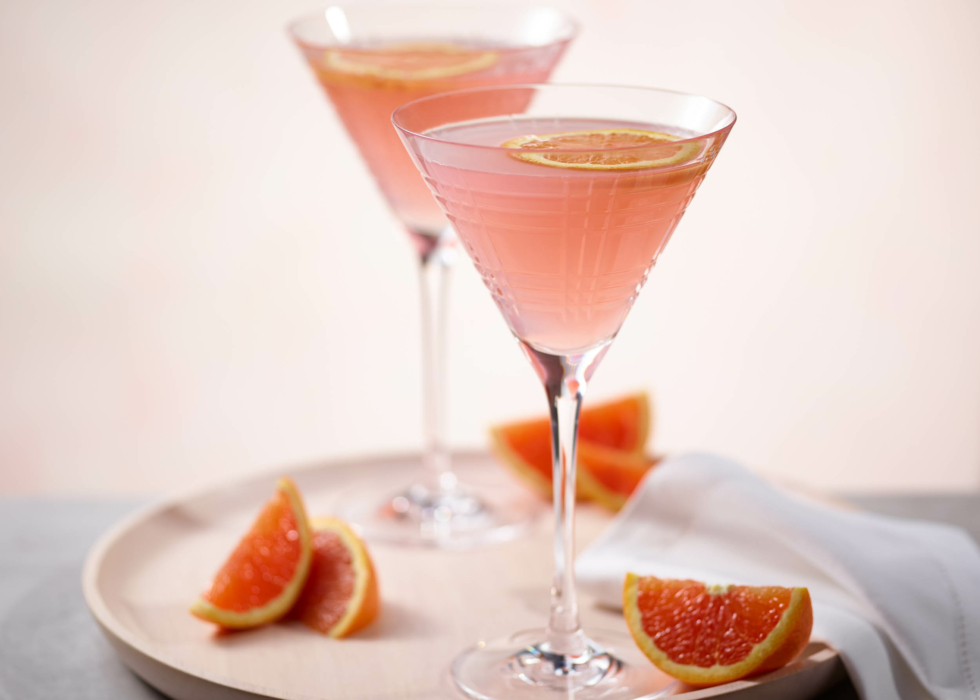 Drink photography, cocktails, Classic Cosmo 2