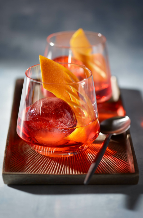 cocktail photography food photography, Negroni 1