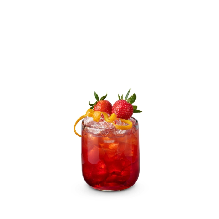 Drink photography- cocktails - mocktail photography-OHIO fresh strawberries 1
