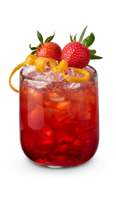 Drink photography- cocktails - mocktail photography-OHIO fresh strawberries 4