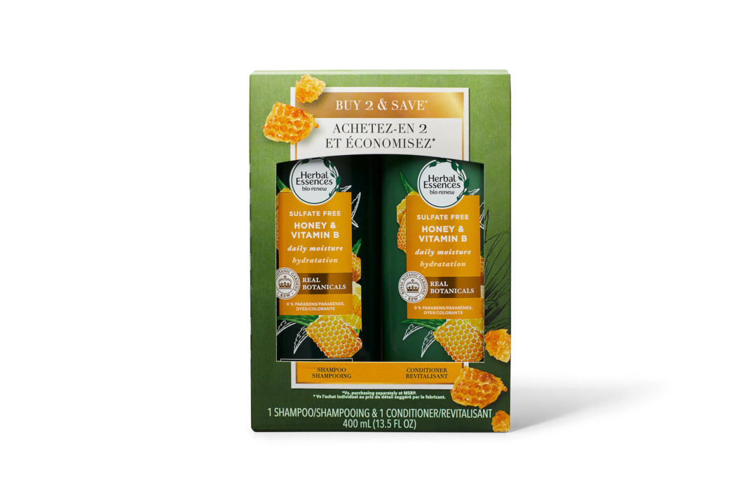 Product Photography - Herbal Essences-Honey- Daily Moisture- Shampoo