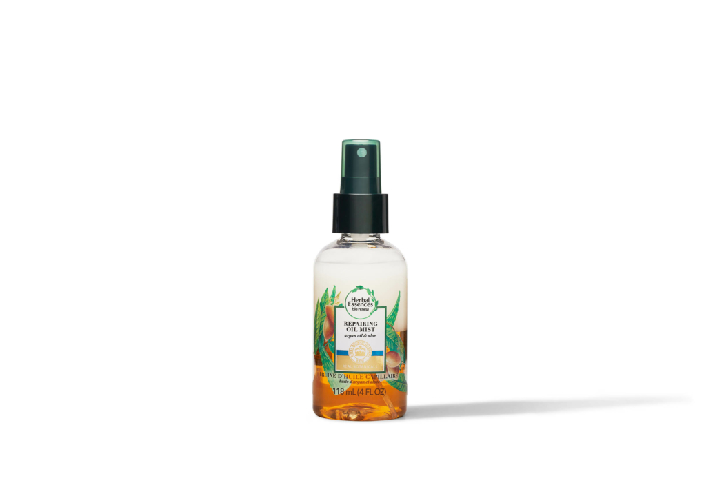 Product Photography - Herbal Essences- Replenishing Oil Mist