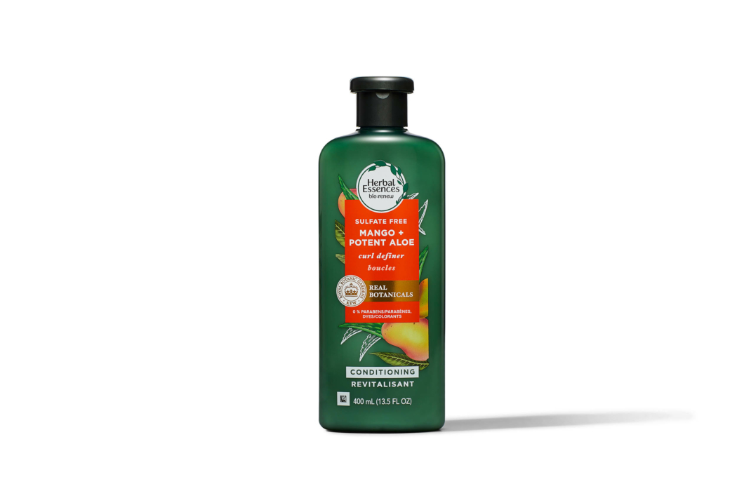 Product Photography - Herbal Essences-Mango and Potent Aloe- Conditioner