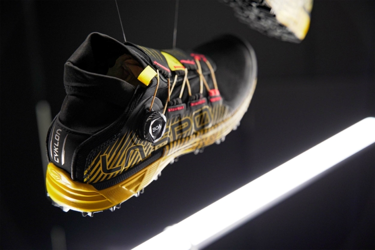 LA Sportiva Shoe Video BTS1