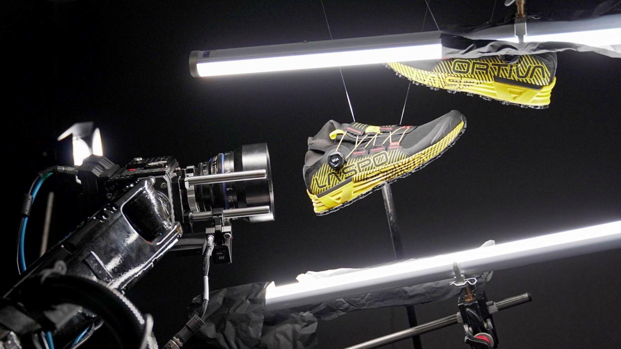 LA Sportiva Shoe Video Cover