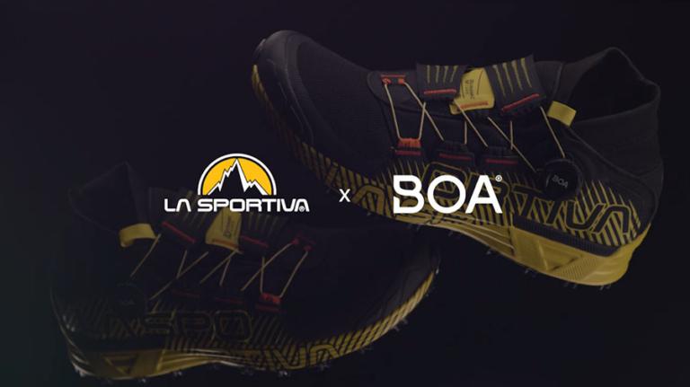 Photography, LA Sportiva, BOA Shoe